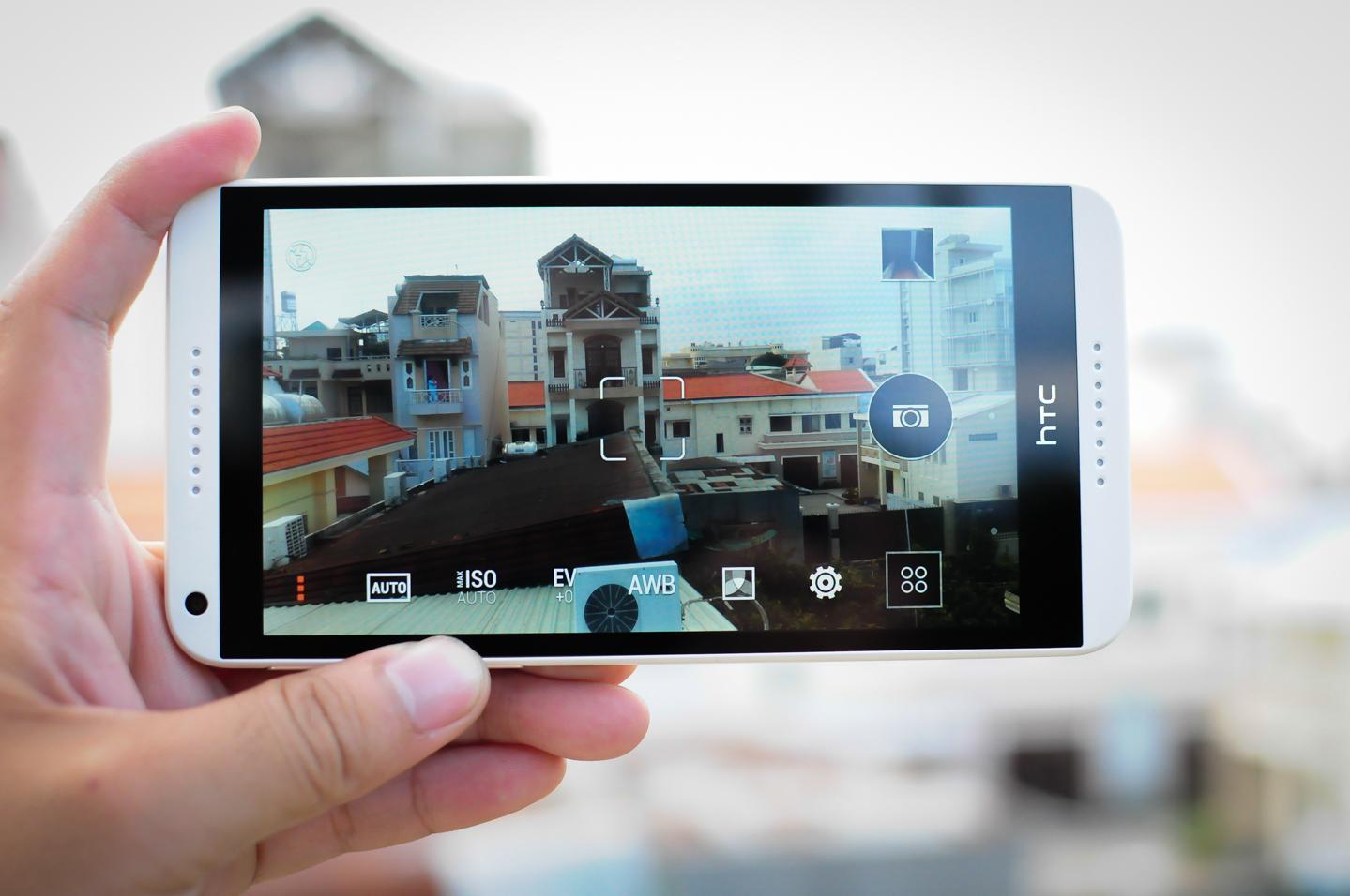 HTC Desire 500: доступный смартфон с хорошей камерой