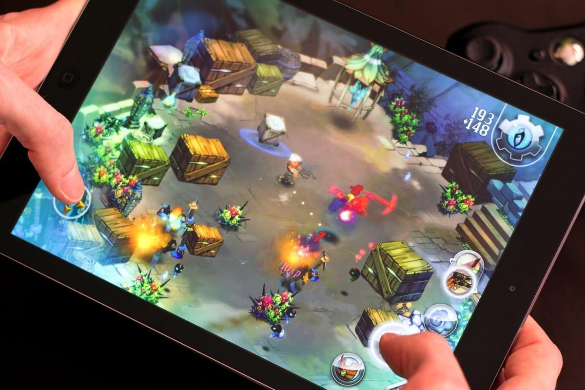 Скачать игры для iPad