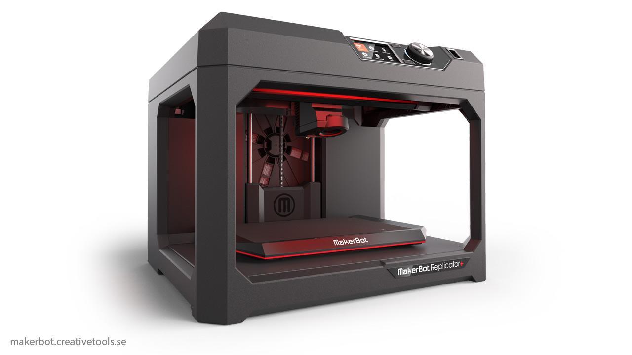 3D-Принтер MakerBot Replicator 2 теперь можно купить на Amazon