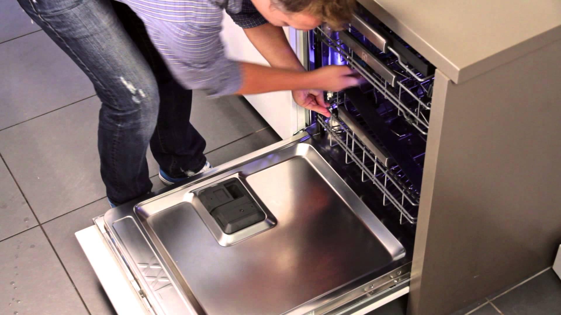 Распространенные проблемы посудомоечных машин Bosch и их устранение