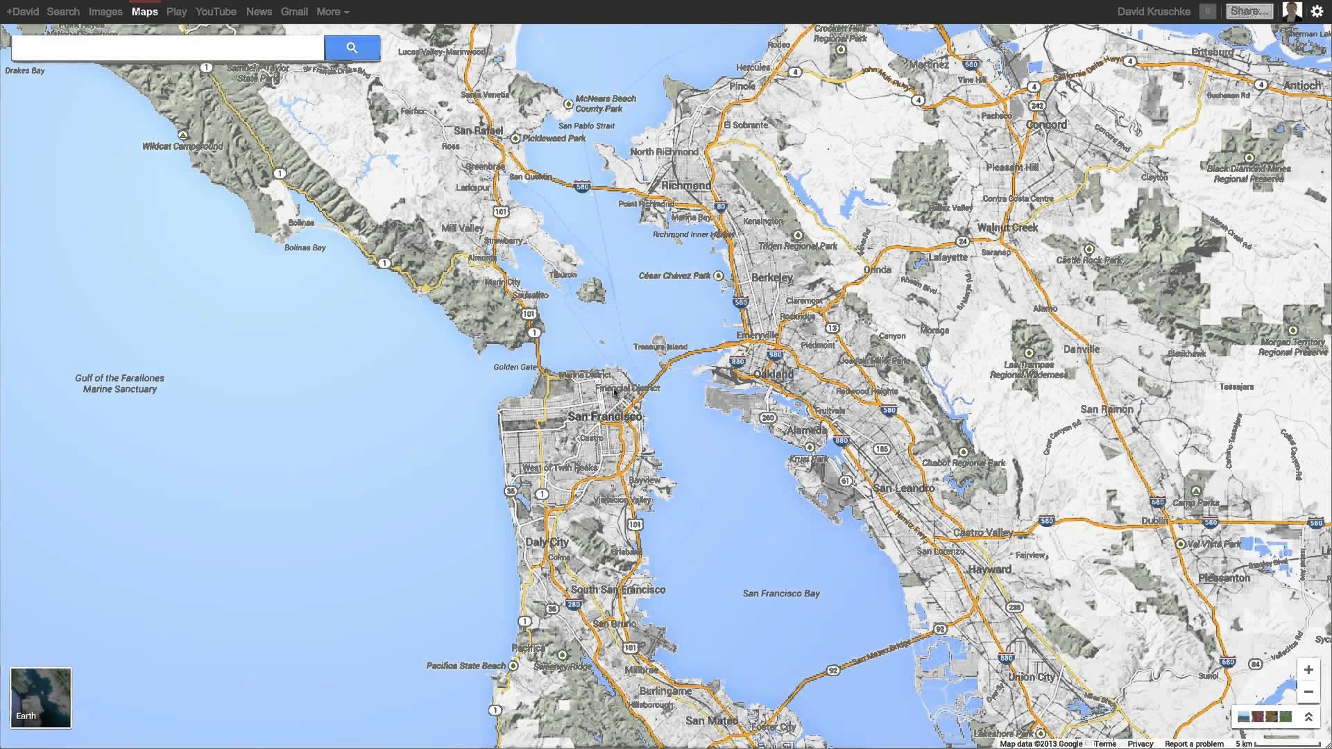 Это не баг, это – фича: разбираемся с Google Maps Navigation