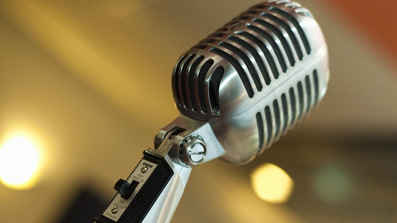 Микрофон из одной молекулы