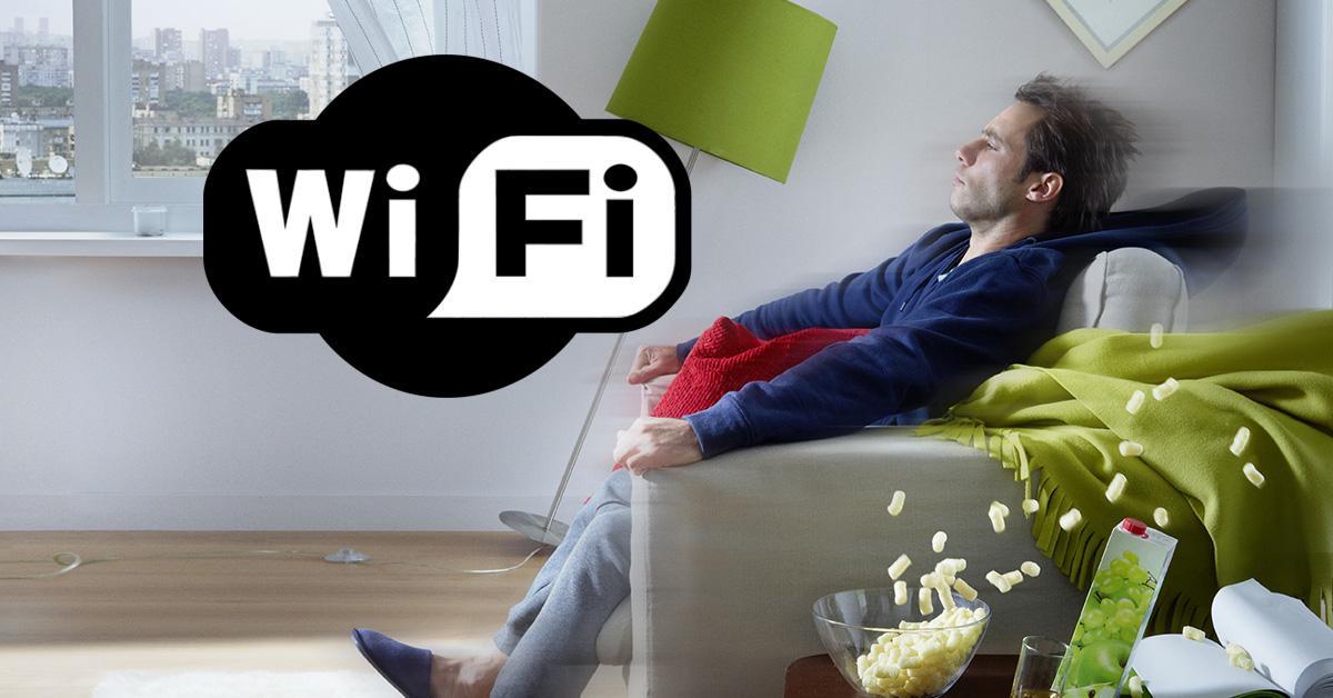 Wi-Fi Stumbler сканирует домашний Wi-Fi и помогает найти свободные каналы