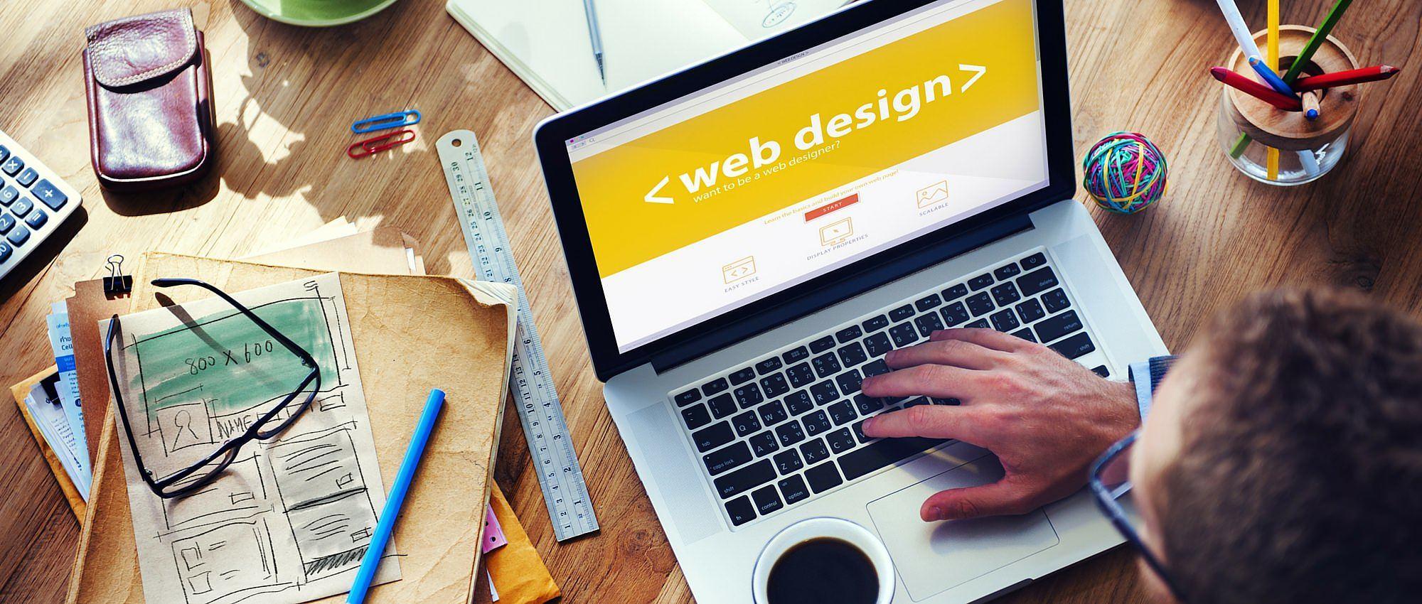 Сам себе веб-дизайнер