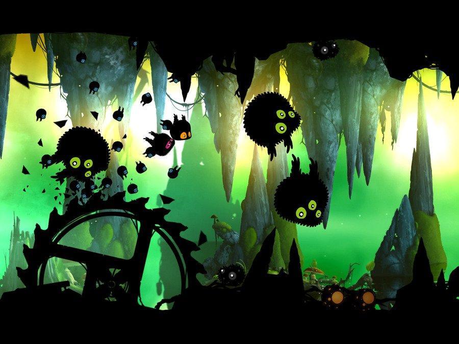 Популярная на iOS игра Badland приходит в мир Android