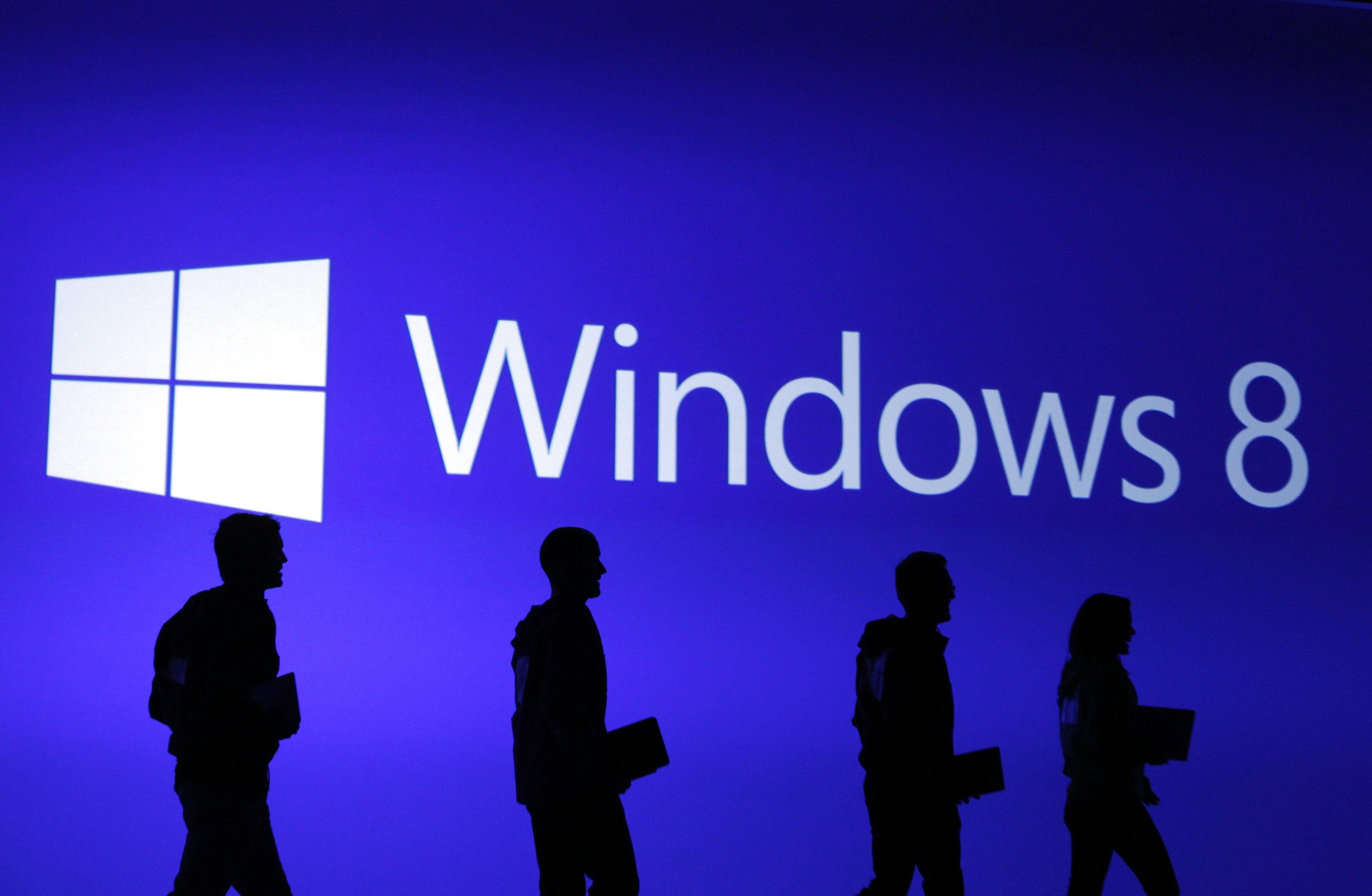 Windows 8 хуже iOS?