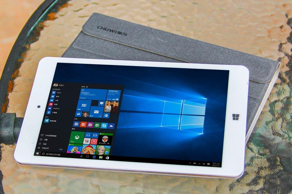 Пять причин купить планшет на Windows 8