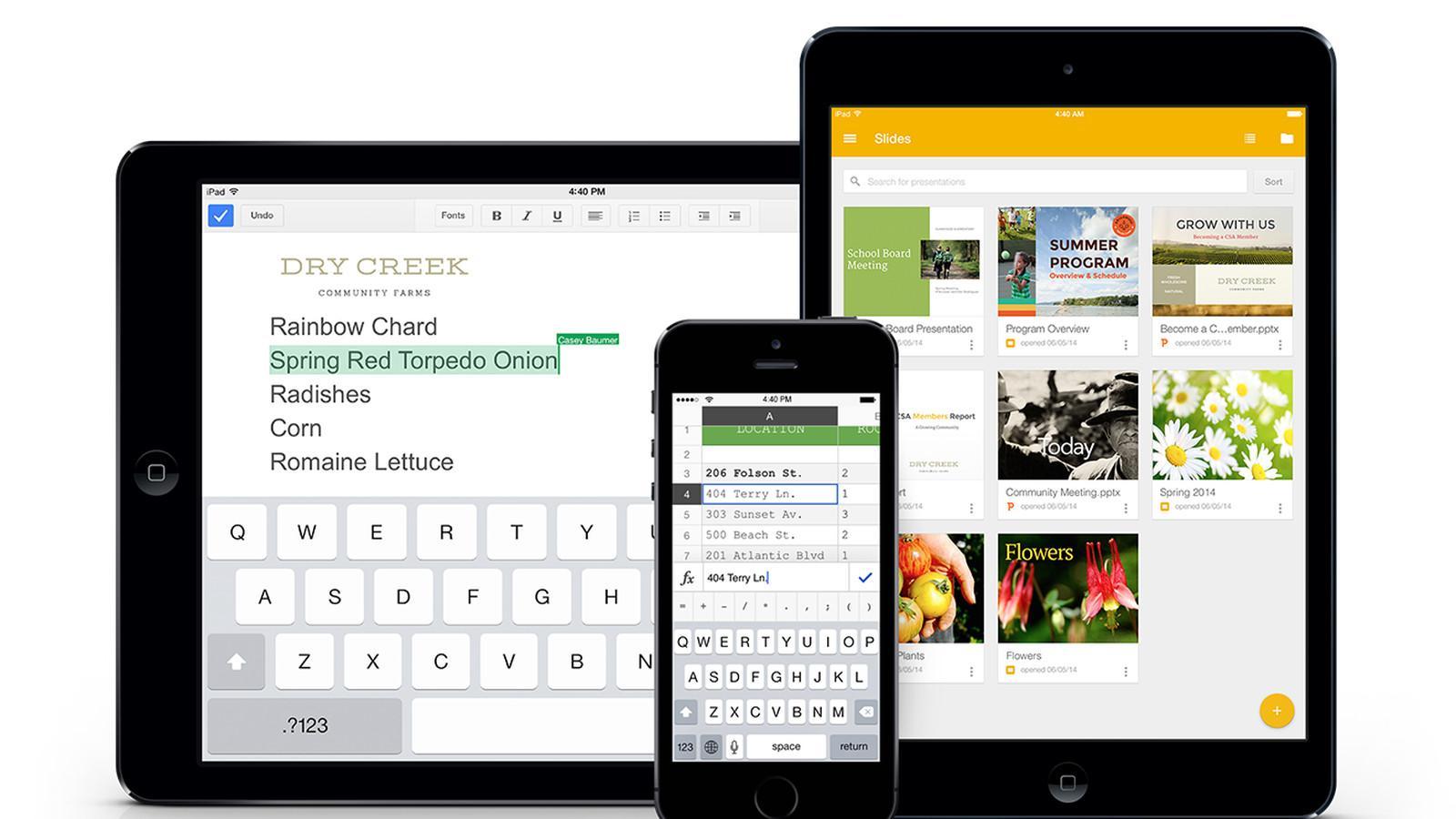 6 iPad приложений для работы с текстом