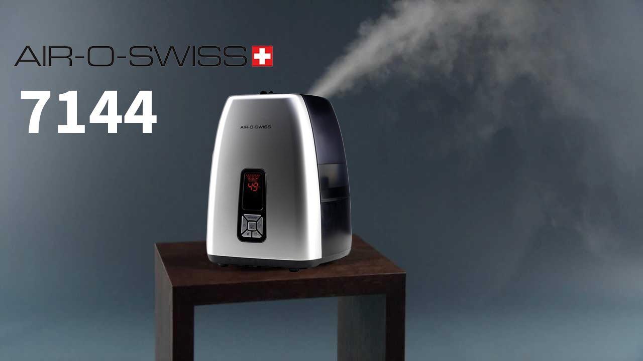Лучший увлажнитель воздуха для дома: Air-O-Swiss Ultrasonic 7144