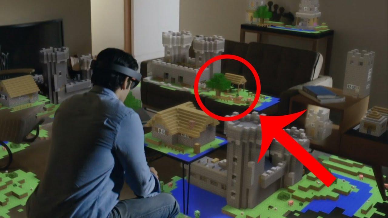 Получи трехмерную модель виртуального мира Minecraft