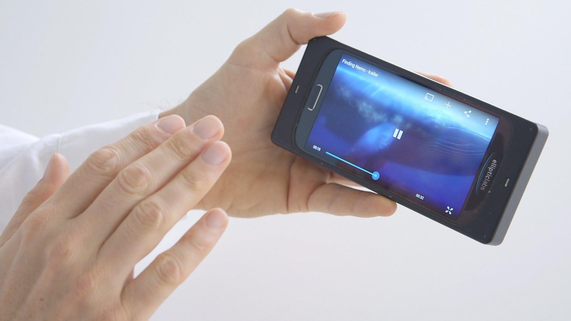 Расширенное управление жестами на Андроид: контролируем, не касаясь экрана
