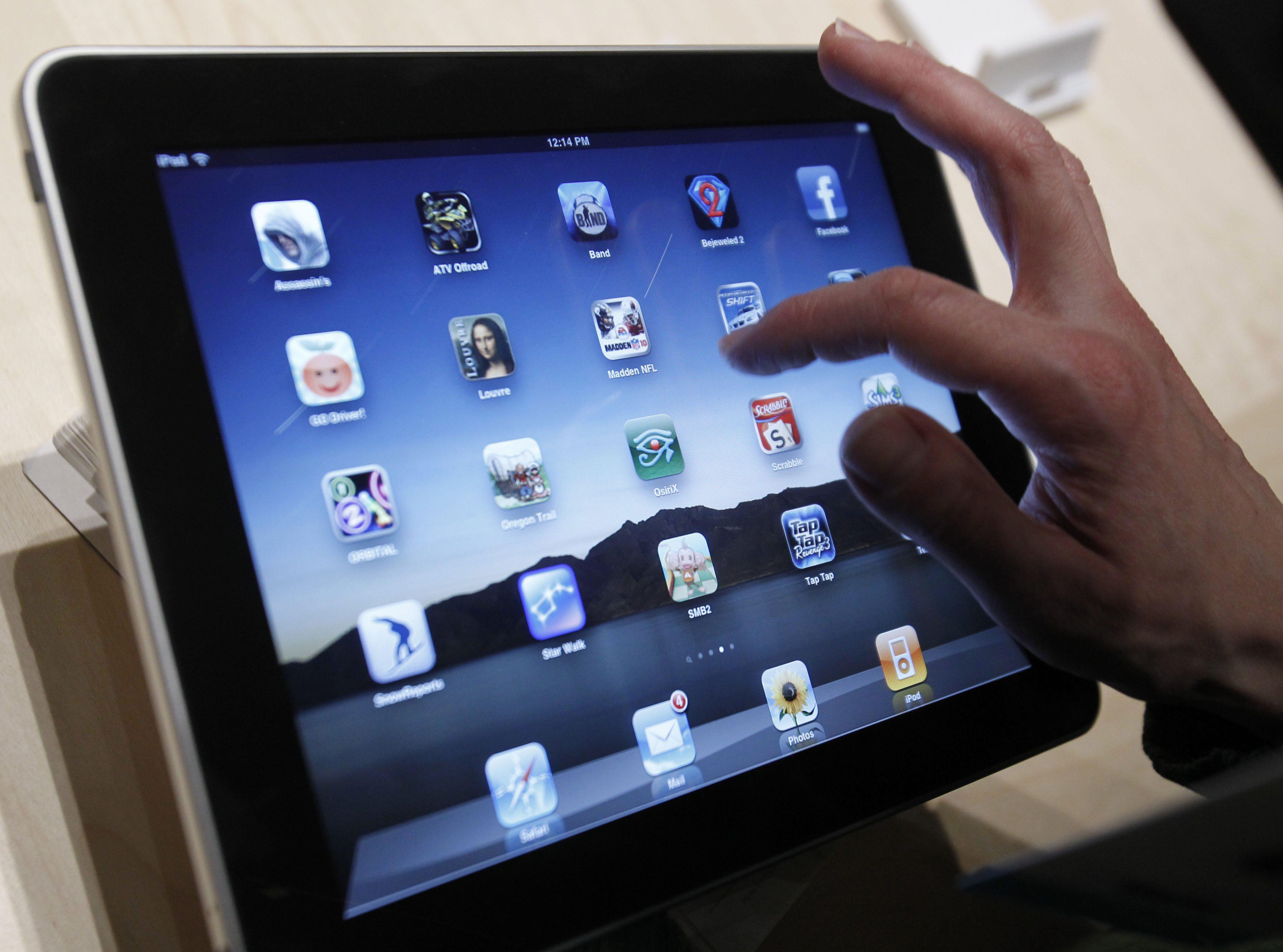 Как правильно пользоваться iPad