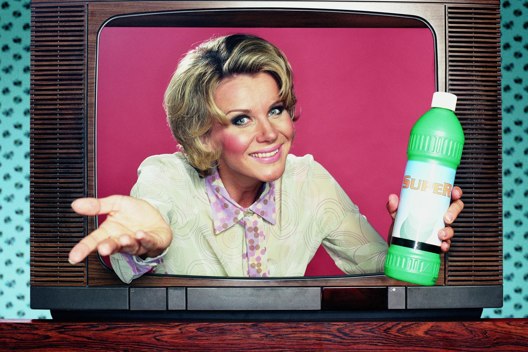 Худейте во время рекламных пауз на ТВ