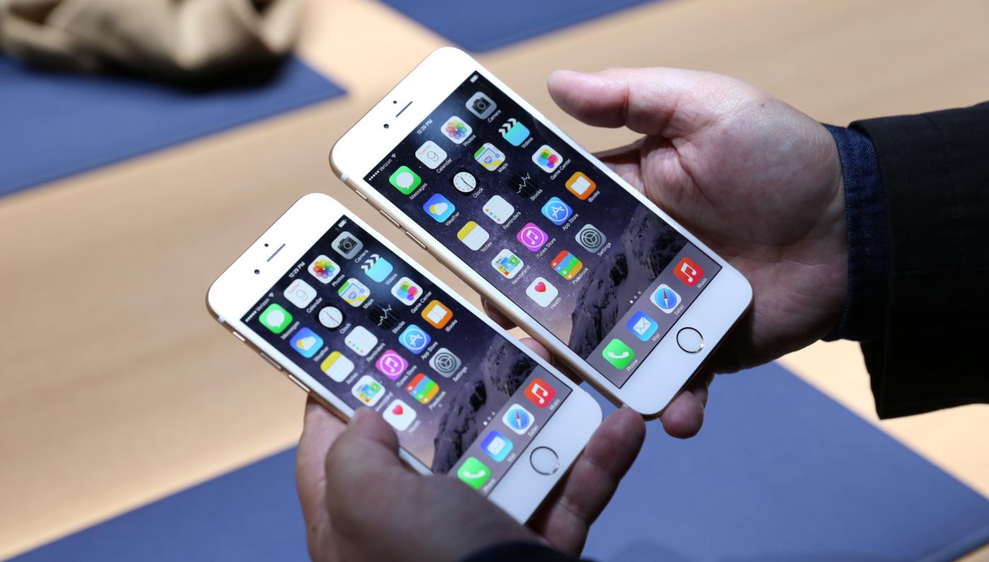Три месяца вместе с iPhone 6 Plus