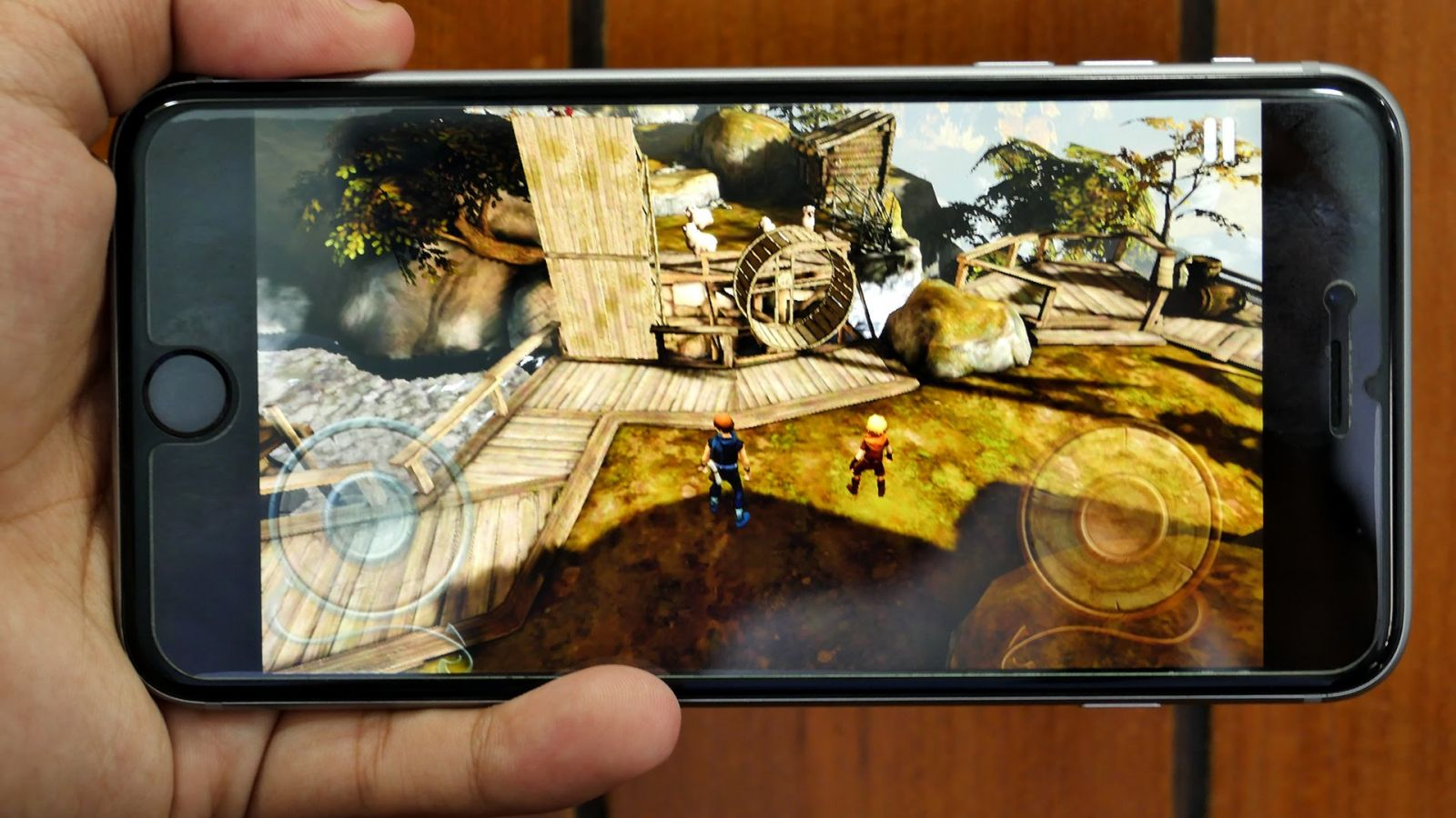 Ищем игры для iPhone 4s