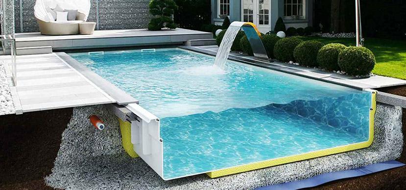 Сколько стоит построить бассейн
