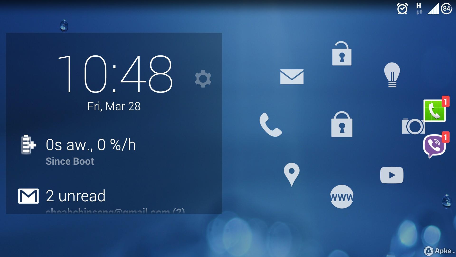 Альтернативный экран блокировки для Android: CLocker: скачать, установить, полюбить навсегда