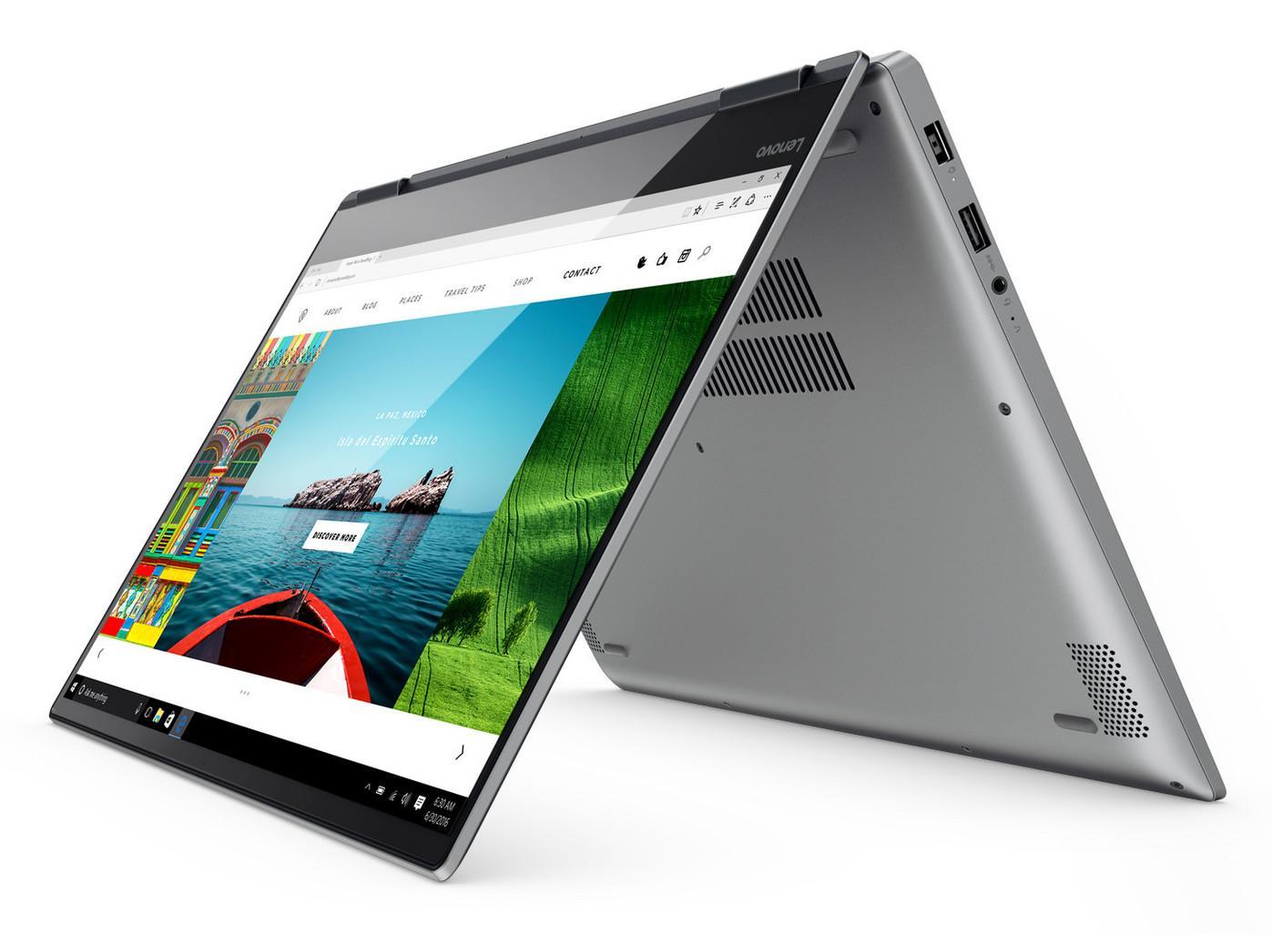 Lenovo IdeaPad Yoga [фотообзор]