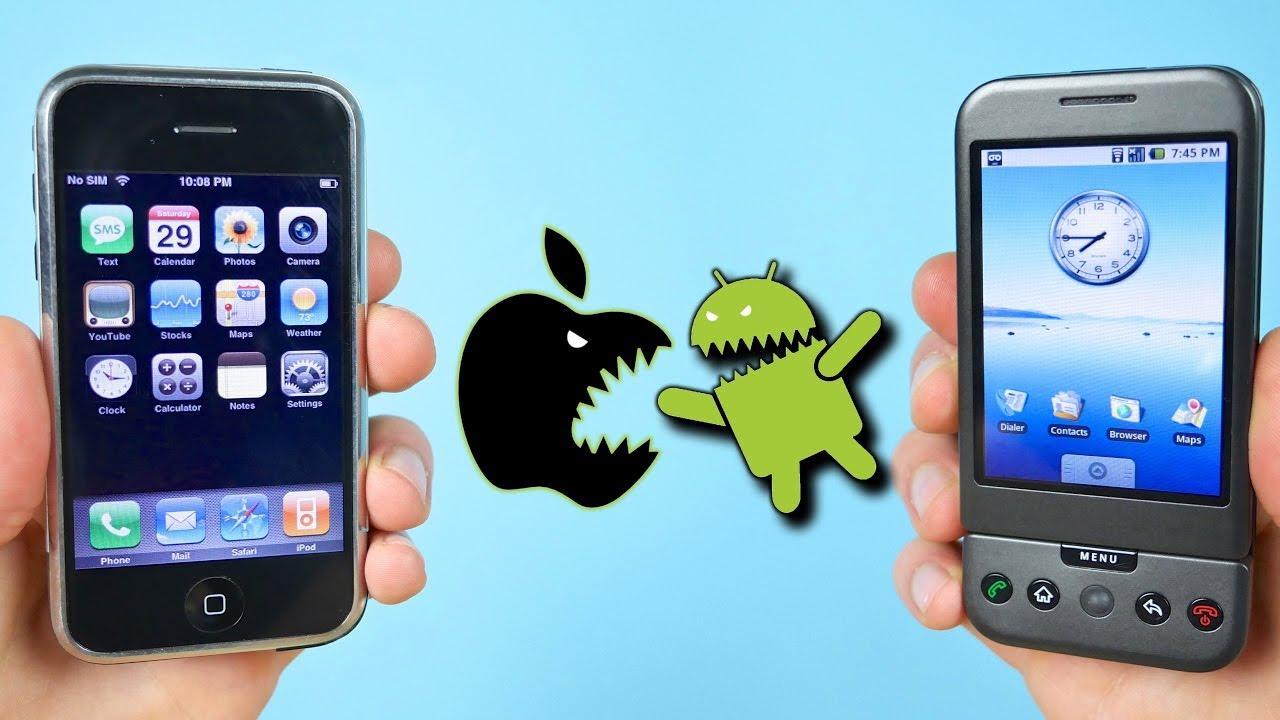 Смартфон на Android лучше iPhone?