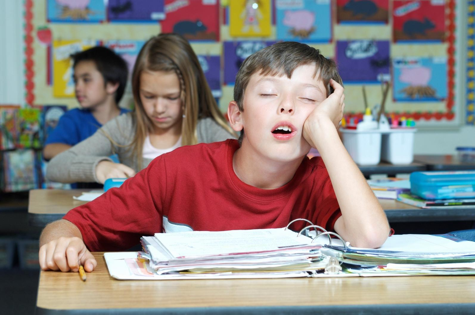 Врачи предлагают начинать школьные занятия позже