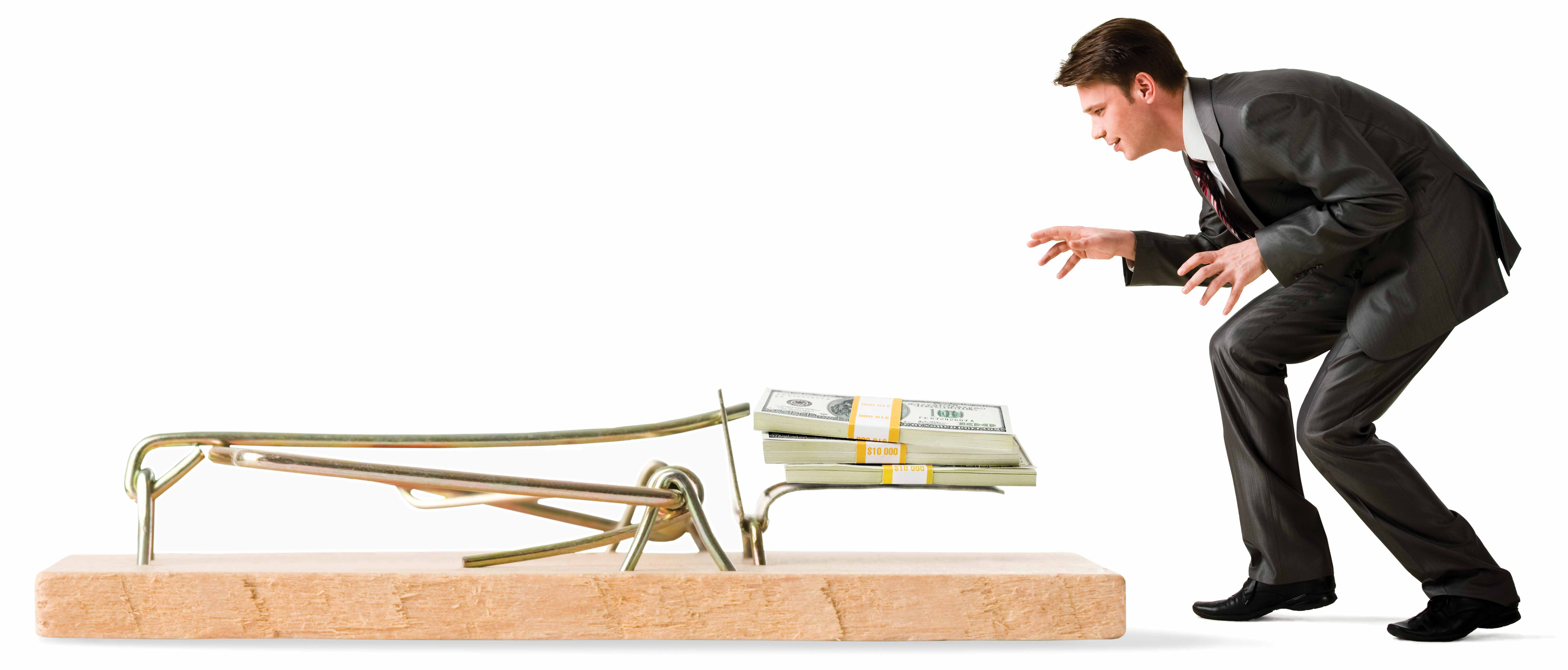 Как не попасться в ловушку к банковскому мошеннику