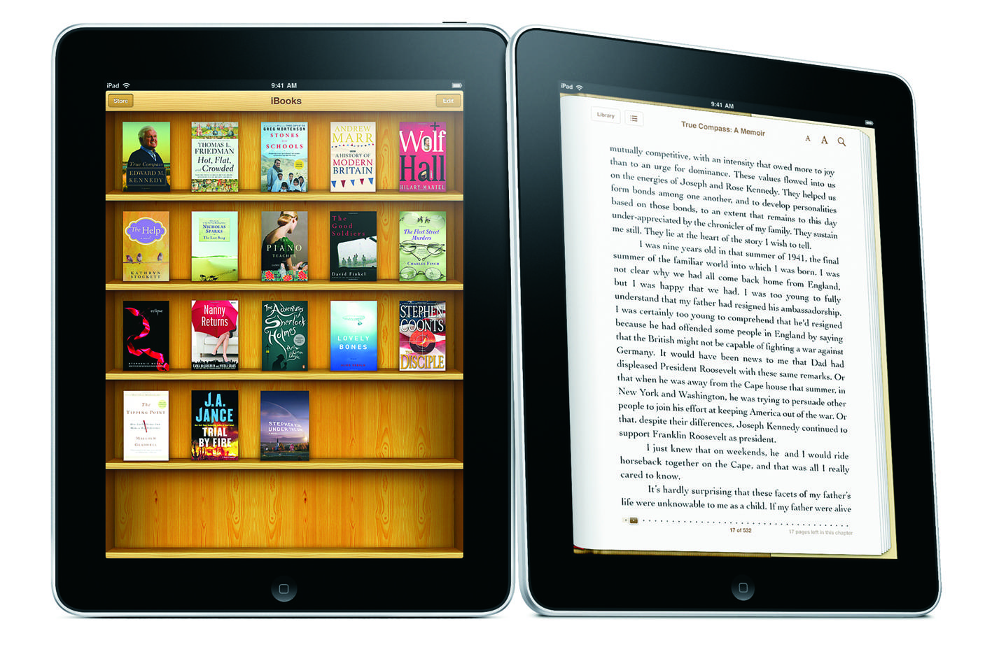 Какой формат книг для iPad