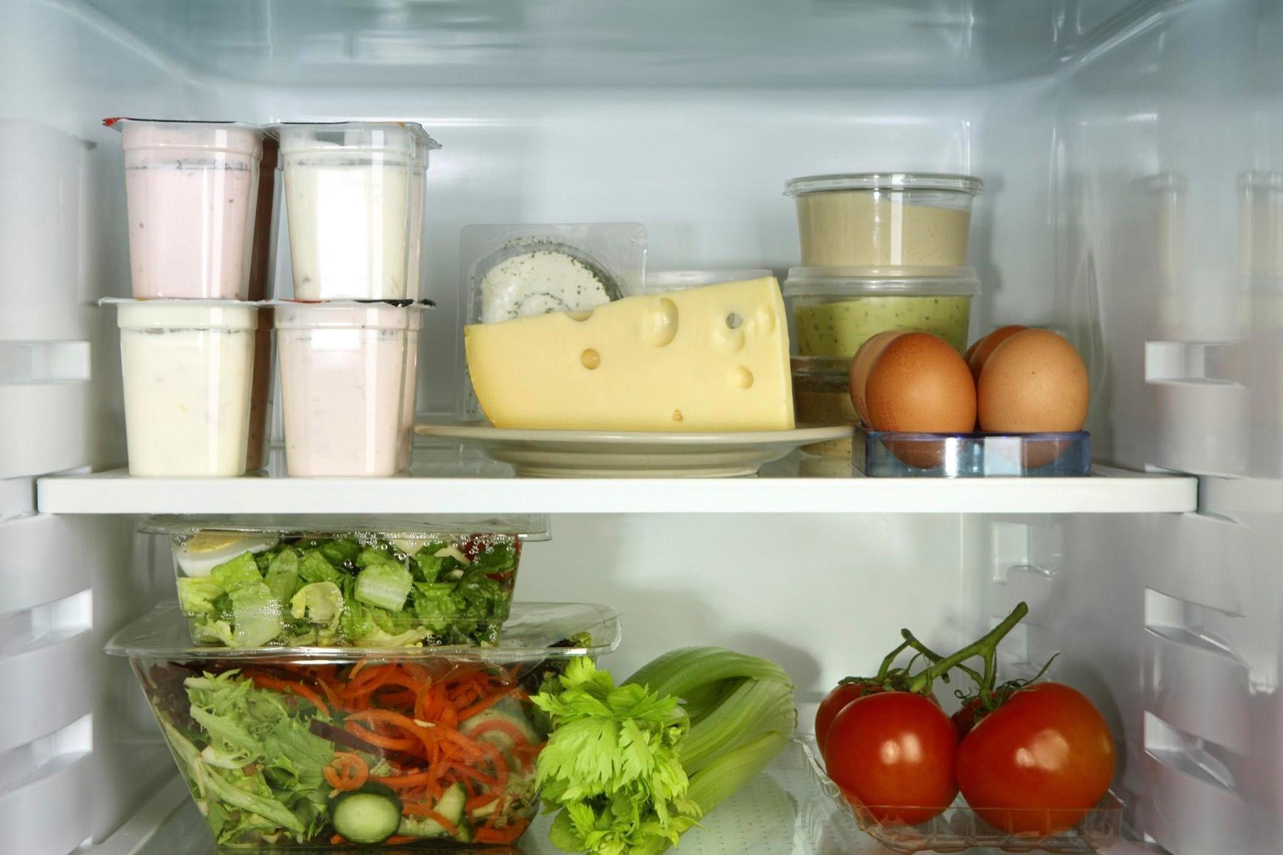 8 приемов, позволяющих сохранять продукты свежими