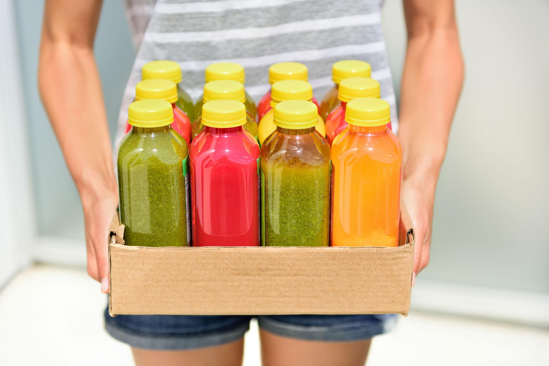 Детокс и очищение организма соками – два красивых мифа