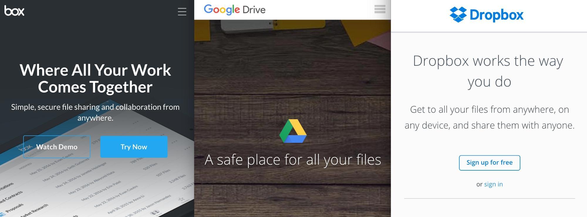 Как работать с Dropbox или Google Drive непосредственно из Office 2013