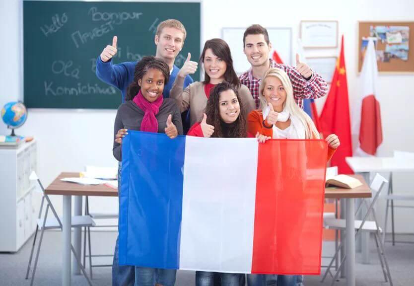 Французский язык: учить онлайн, бесплатно