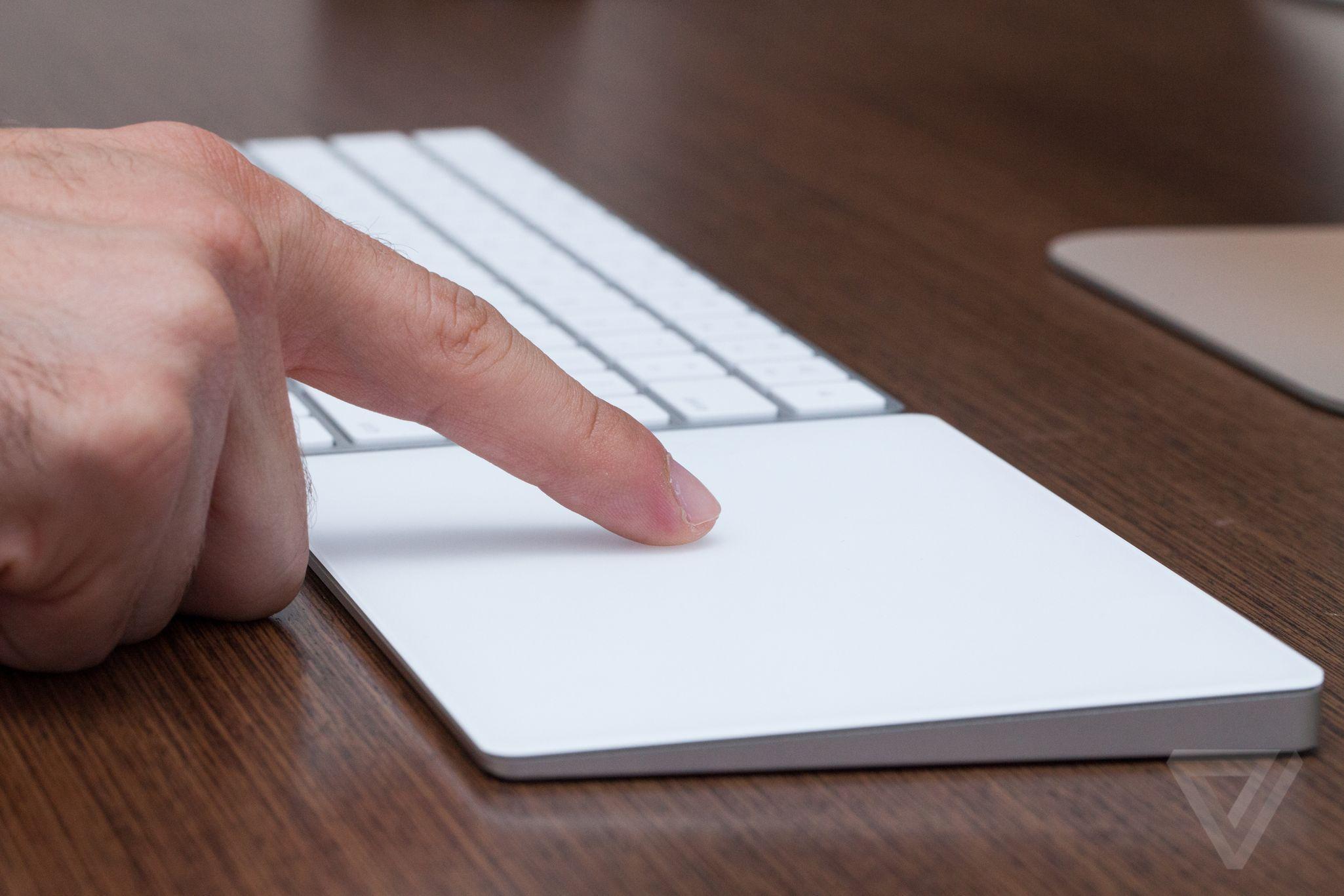 Жесты тачпада MacBook: краткая инструкция