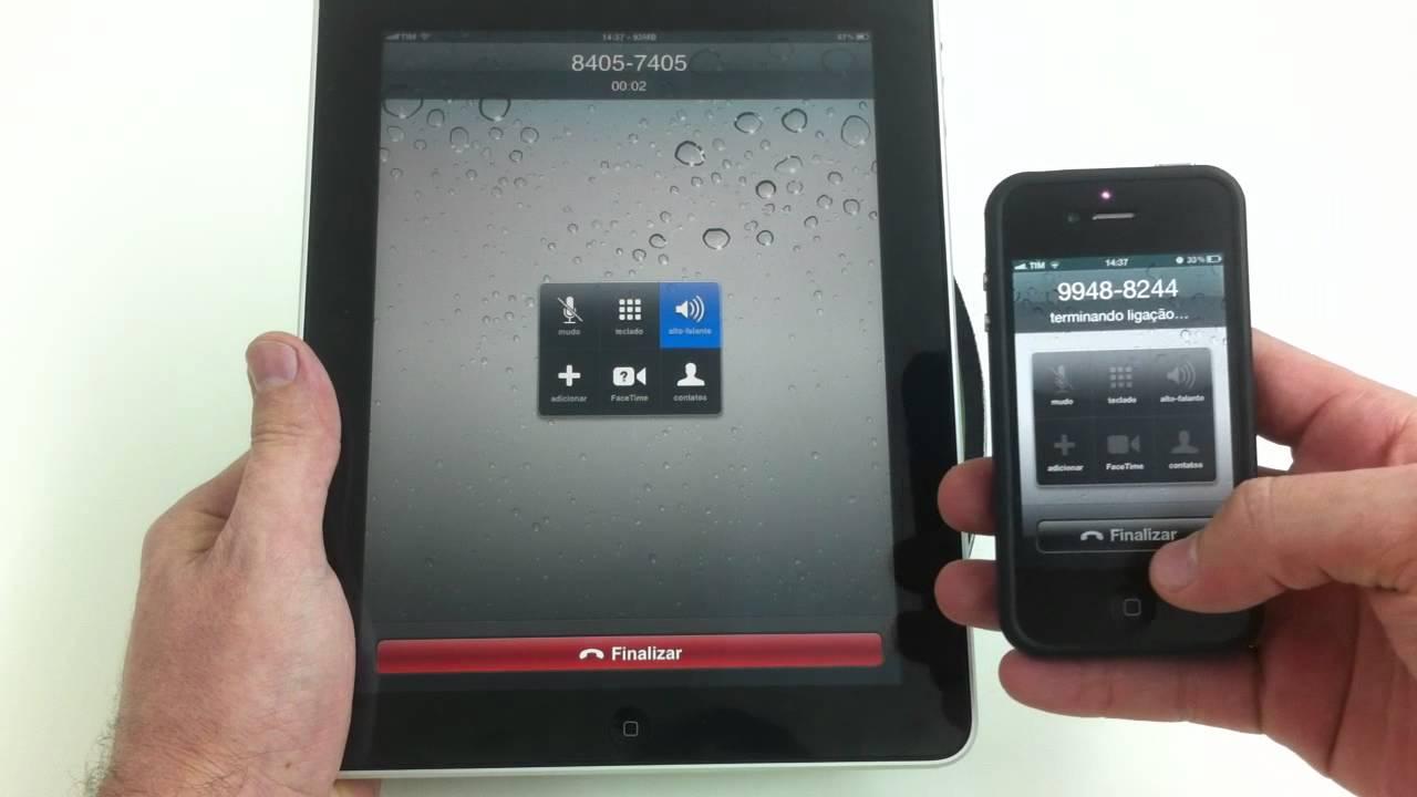 PhoneIt-iPad позволяет звонить с планшета Apple