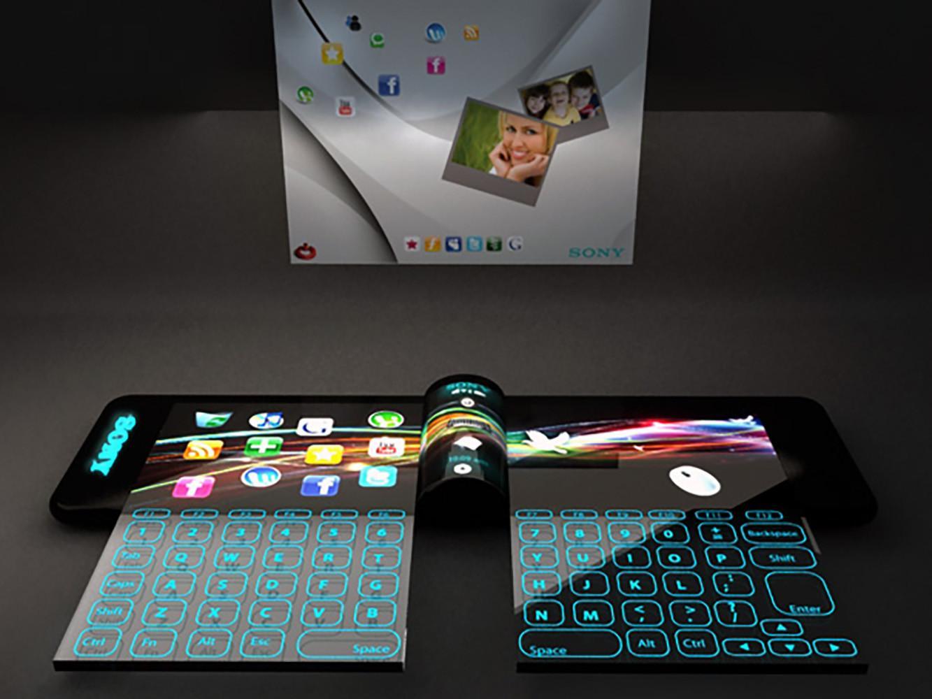 Какими будут мобильные клавиатуры в будущем?