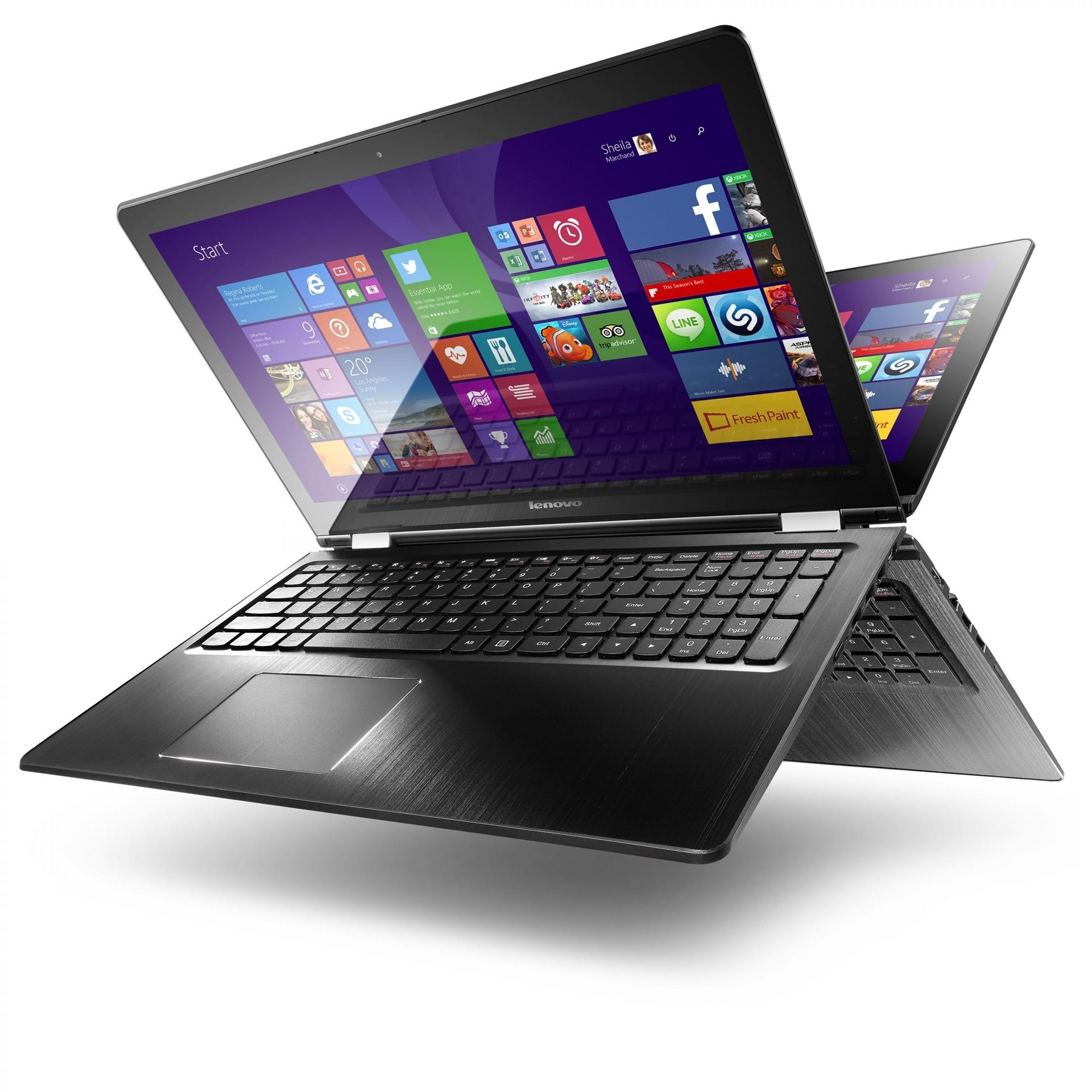 Lenovo IdeaPad Yoga [фотообзор]