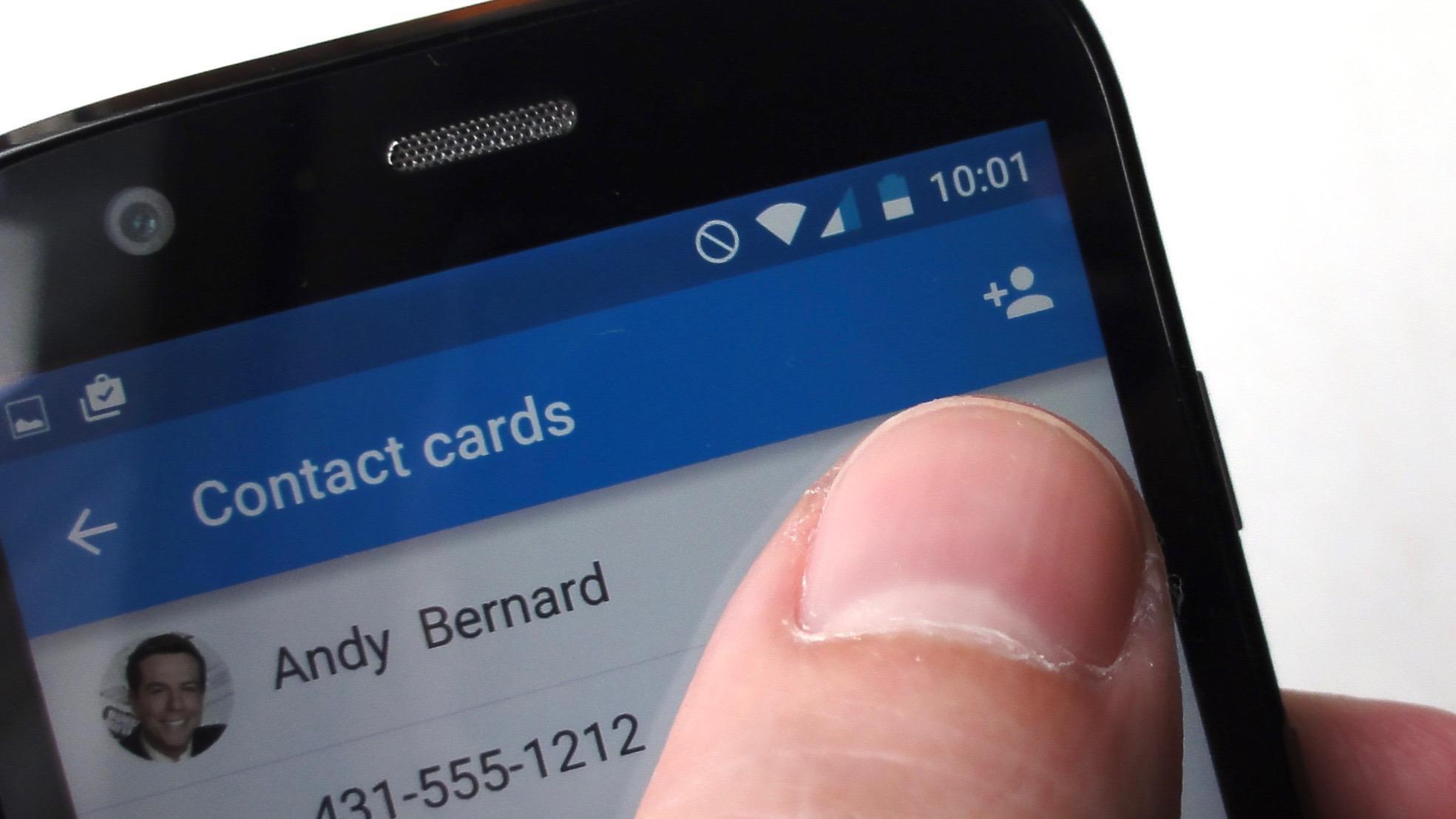 Как перенести контакты с Андроида на компьютер
