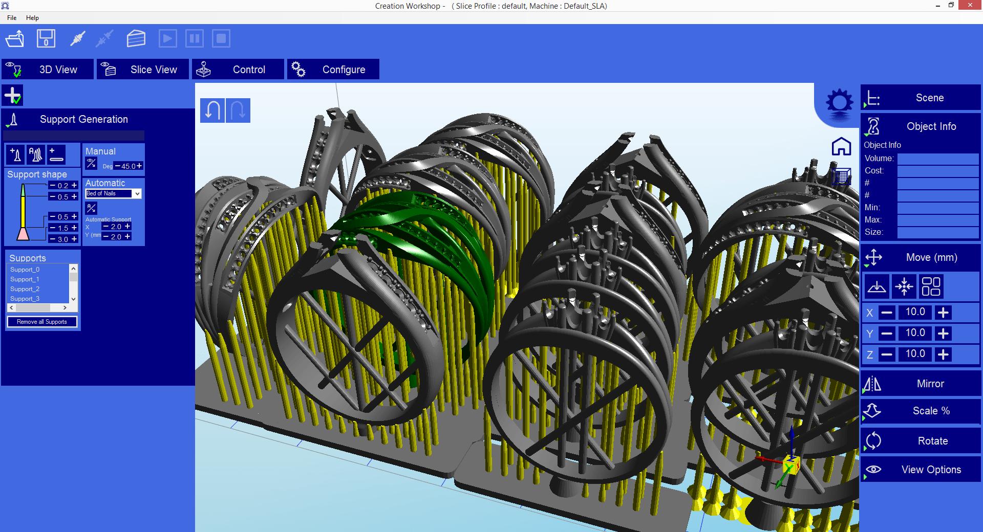 Какие программы можно использовать для 3D печати?