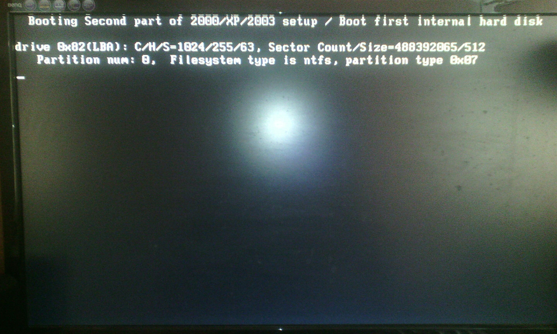 В переустановке Windows XP нет ничего сложного