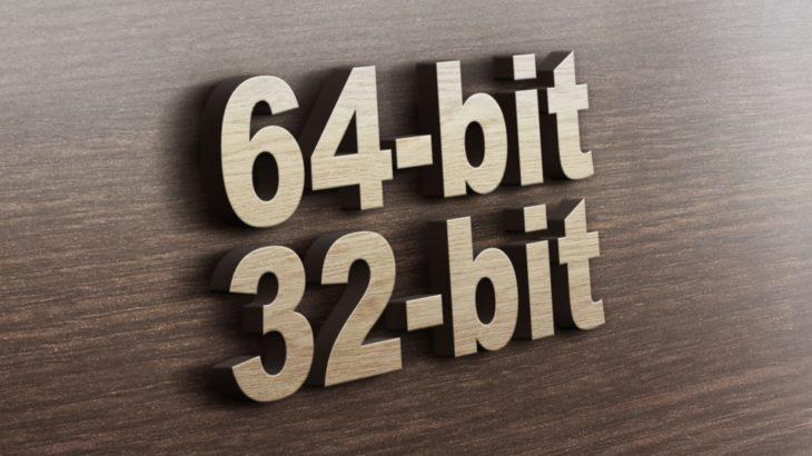 Выбираем вариант Windows 7: 32 или 64 бит