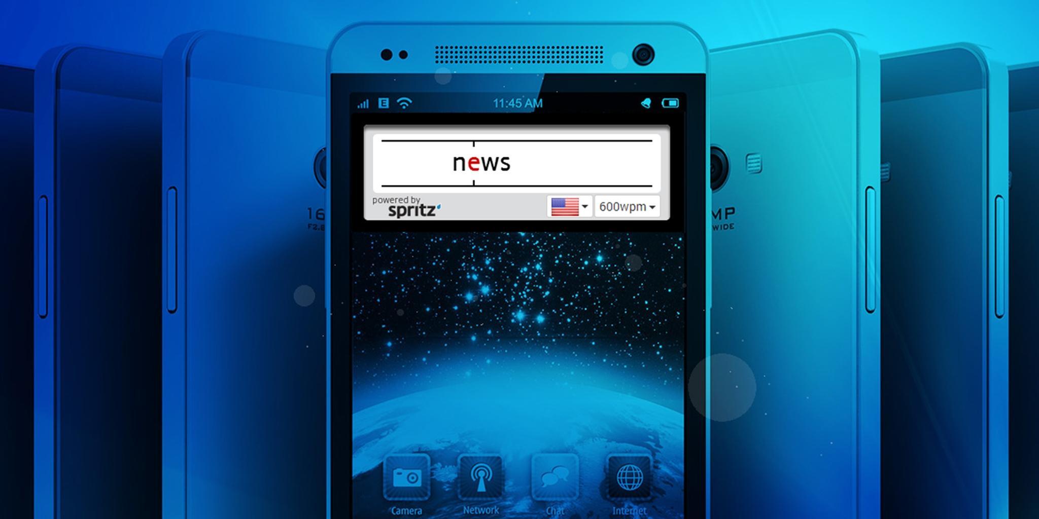 Какие аналоги Spritz для Android можно скачать прямо сейчас: скорочтение на смартфоне