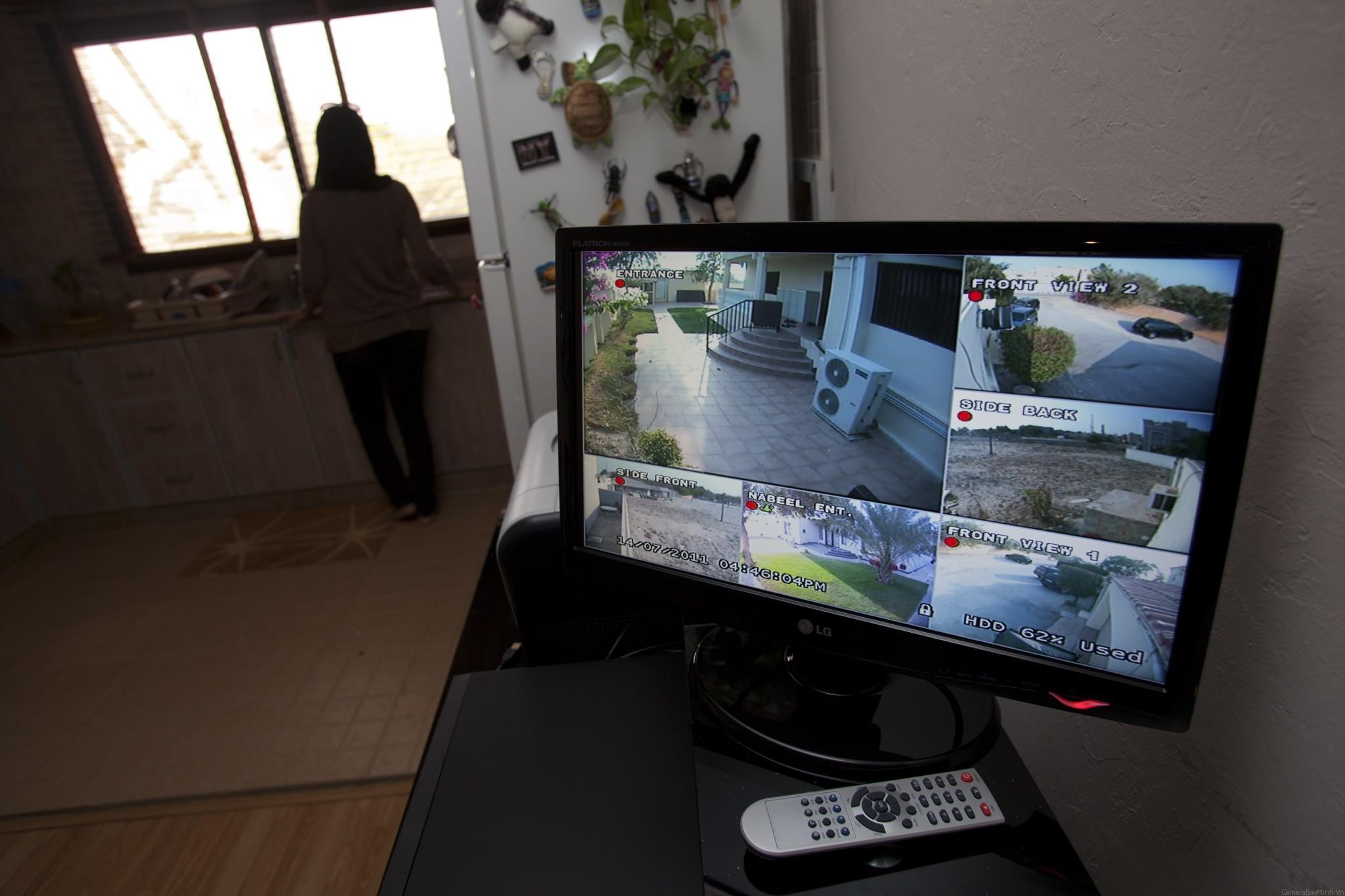Как установить видеонаблюдение в магазине
