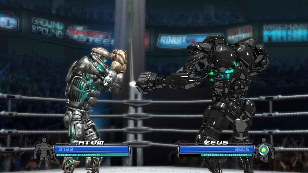 Игру Real Steel на протяжении ближайшей недели можно бесплатно скачать на iPhone и iPad