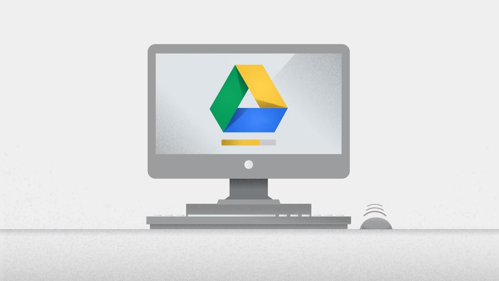 Используем Google Drive для резервного хранения данных