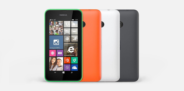 Недорогой смартфон на Windows Phone: Nokia Lumia 530