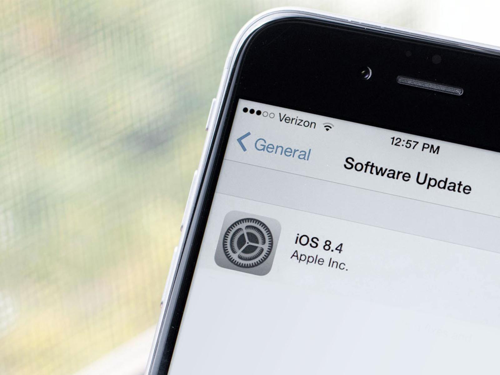 Не хватает памяти для обновления iPhone или iPad до iOS 8?
