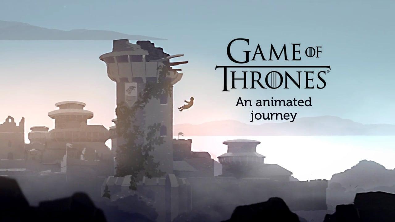 Четыре сезона «Войны престолов» в коротком мультфильме