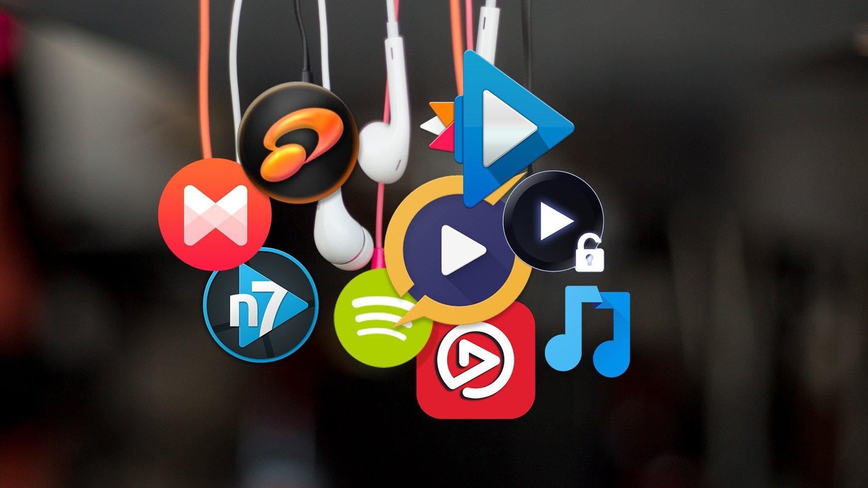 Лучшие приложения для музыки на Андроид