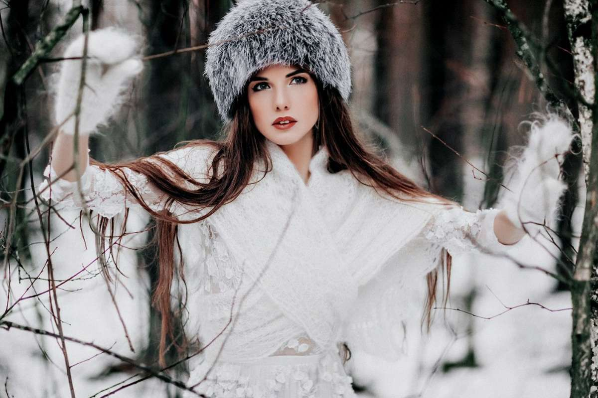 Как организовать зимнюю фотосессию