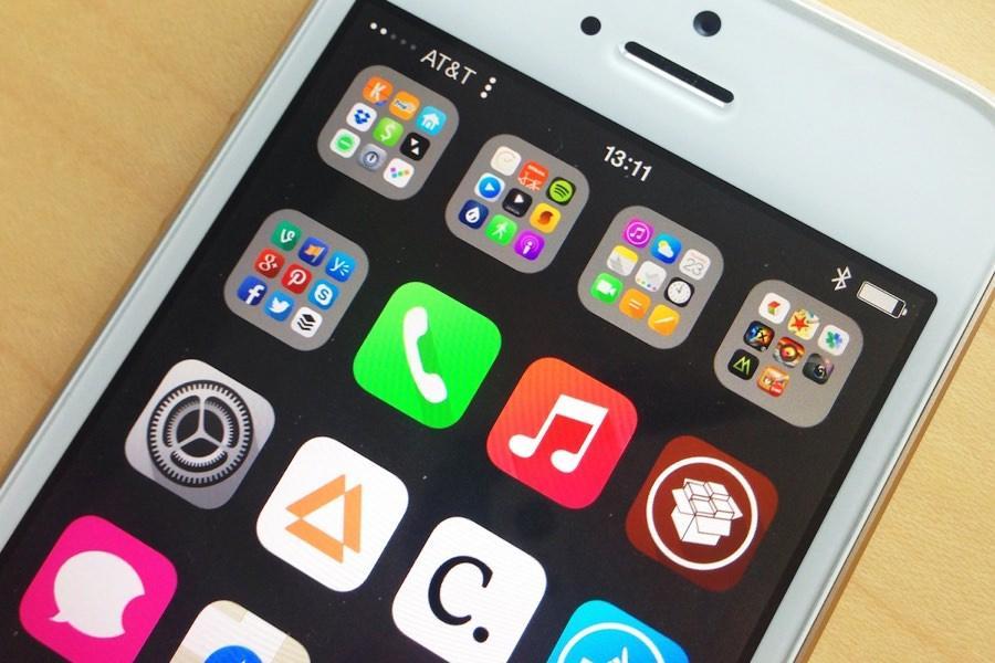 Первые джейлбрейк-твики на iPhone в 2015 году