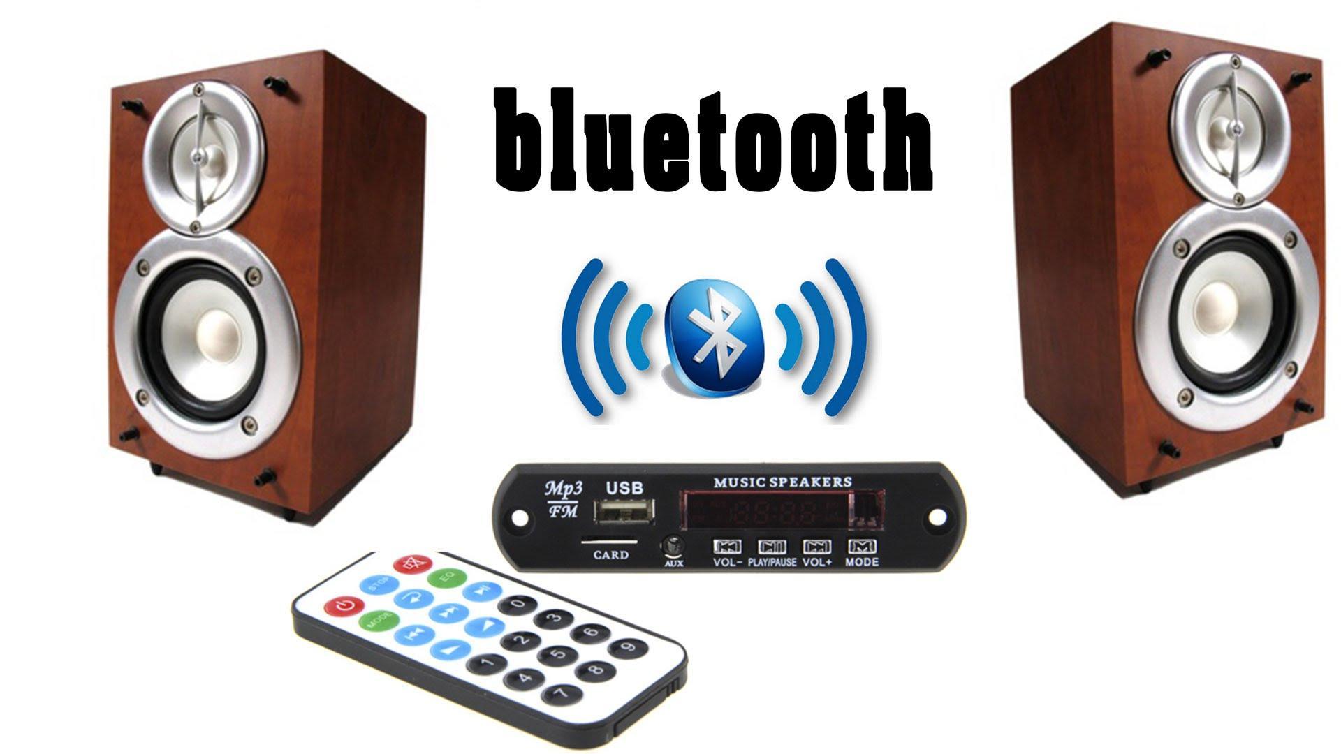 Делаем старые колонки беспроводными: подключаем Bluetooth к динамикам