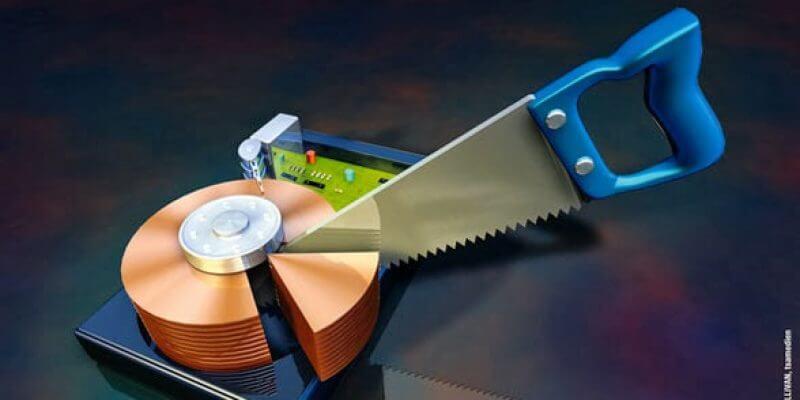 Как поделить жесткий диск на Windows 7: подробная инструкция